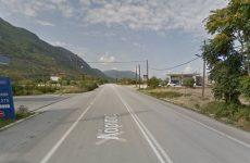 Προσωρινές κυκλοφοριακές ρυθμίσεις στην Ε.Ο. Λάρισας – Κοζάνης