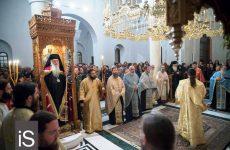 Άγγελοι και Ισάγγελοι στον λόγο του Μητροπολίτου Μεσογαίας κ. Νικολάου στη Μονή Ταξιαρχών Πηλίου