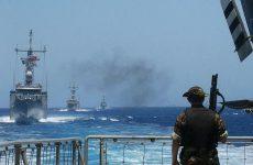 «Πρεμιέρα» επιχείρησης ΝΑΤΟ στην Κεντρική Μεσόγειο