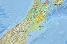 Ισχυρότατος σεισμός στη Νέα Ζηλανδία – Ακολούθησε τσουνάμι ενός μέτρου