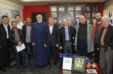 Συνάντηση περιφερειάρχη με μέλη της Πανελληνίας Ομοσπονδίας Νεφροπαθών
