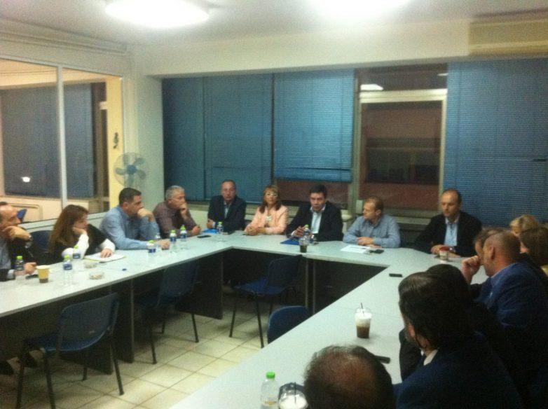 Η ΝΟΔΕ Μαγνησίας στηρίζει  την ΔΚΜ στις εκλογές του ΤΕΕ