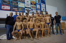Φιλικά προετοιμασίας για την ομάδα υδατοσφαίρισης του Γ.Σ.Β. «Η ΝΙΚΗ»