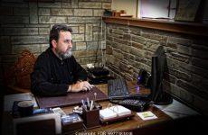 Πολλά ερωτηματικά για την απομάκρυνση του εφημέριου του Ι.Ν. Παναγίας Γορίτσας (Τρύπας)  π. Γεωργίου Δεληκώστα