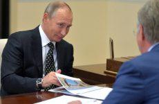 Εκ νέου υποψήφιος για τη ρωσική προεδρία ο Πούτιν