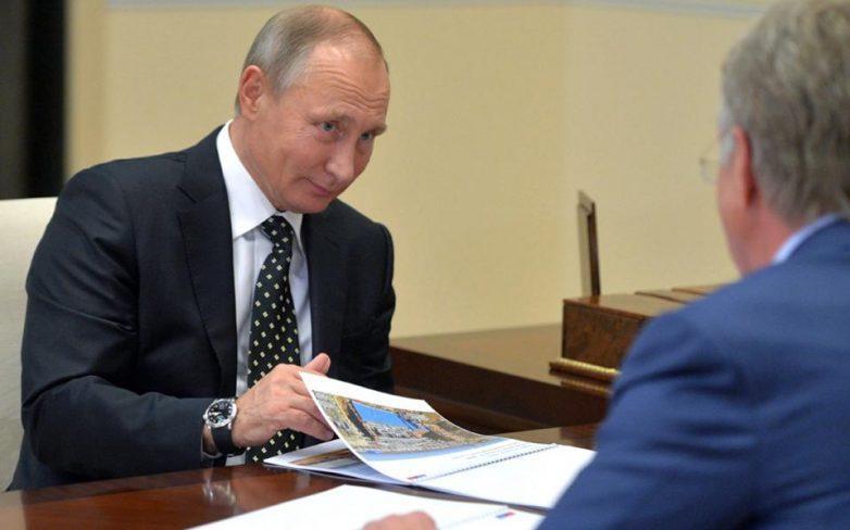Τραμπ – Πούτιν: Συμφωνία για συνάντηση και συνεργασία