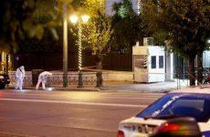 Τρομοκρατική επίθεση με χειροβομβίδα κατά της Γαλλικής Πρεσβείας