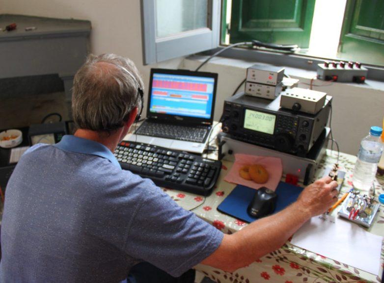 Απόκτηση πτυχίου Ραδιοερασιτέχνη