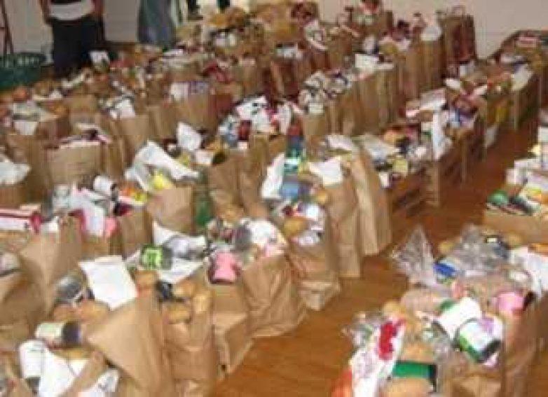 Συγκέντρωση τροφίμων από τα τμήματα του Ερασιτέχνη του Γ.Σ.Β. «Η ΝΙΚΗ» για το Στέκι Αλληλεγγύης