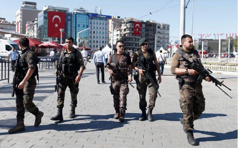 Συνελήφθησαν στην Αδριανούπολη οι τρεις «εξαφανισμένοι» Τούρκοι κομάντος