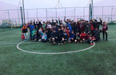 Μεγάλη η συμμετοχή στο διενοριακό τουρνουά ποδοσφαίρου της Τοπικής Εκκλησίας
