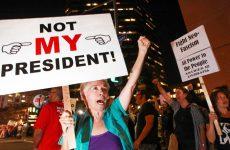 Διαδηλώσεις κατά του Τραμπ σε πόλεις των ΗΠΑ