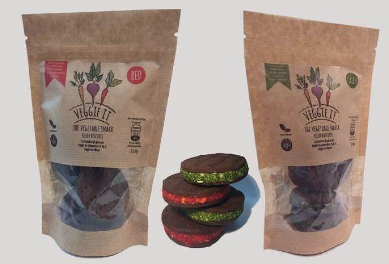 Veggie it: ένα καινοτόμο υγιεινό σνακ