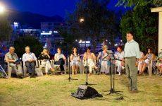 Ποιητική και μουσική βραδιά από την ποιητική σκηνή Volos Poetry Slam