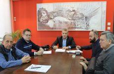 Βελτιώνει την ασφάλεια στο οδικό δίκτυο της Περιφερειακής Ενότητας Λάρισας με τρία νέα έργα