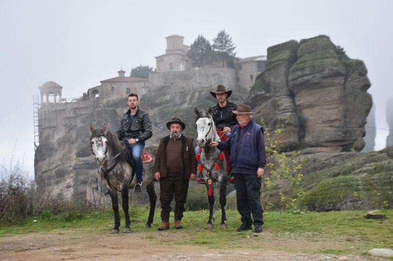 Προοπτικές ανάπτυξης εναλλακτικού τουρισμού στη θεσσαλική γη: «ιππικός τουρισμός»
