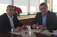 Κ. Αγοραστός σε Σ. Φάμελλο: «Επείγουσα προτεραιότητα  η ολοκλήρωση του υδροηλεκτρικού της Μεσοχώρας»