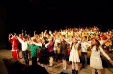 Χριστουγεννιάτικη συναυλία της Ορχήστρας Κιθαριστών Βόλου SEMPRE VIVA