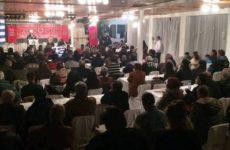 Εκδήλωση της Τ.Ο. Μαγνησίας της Χ.Α. στο Βόλο