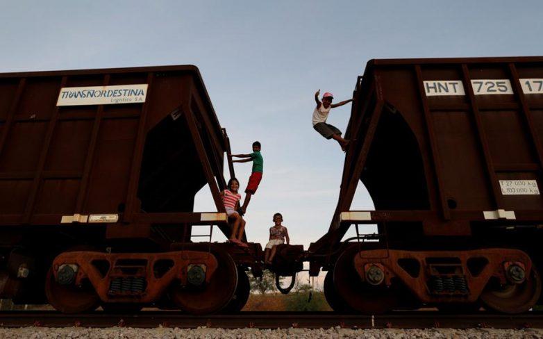 Η σιδηροδρομική γραμμή – φάντασμα της Βραζιλίας