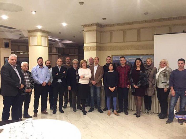 Επίσκεψη γνωριμίας με τη Θεσσαλία για εμπορικούς επισκέπτες