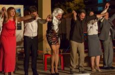 Θεατρική παράσταση ευαισθητοποίησης  υπέρ του Ινστιτούτου Αlzheimer Βόλου  στην Παλιά Ηλεκτρική