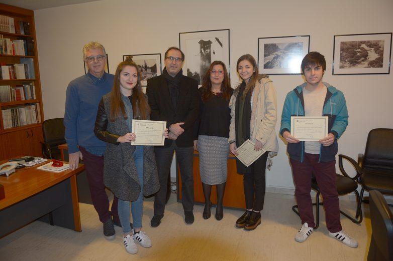Βραβεία «Μαρκατά» σε φοιτητές δημοσιογραφίας
