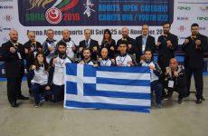 Αξιοπρεπής και δυναμική παρουσία  των Ελλήνων αθλητών