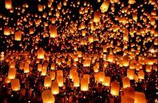 """""""Ένα φως, μια ευχή"""" η βραδιά των φαναριών στο Βόλο"""
