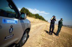 Έλεγχος ροών από Frontex στα σύνορα