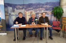 H   Άντζελα  Γκερέκου  στο Βόλο για τη διημερίδα για την ημέρα του Βουνού