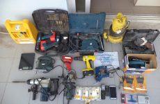 Συνελήφθησαν στα Τρίκαλα με λαθραίο καπνό  και κλοπιμαία
