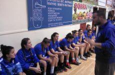 Την πρωτοχρονιάτικη πίττα του κόβει το γυναικείο τμήμα μπάσκετ της Νίκης