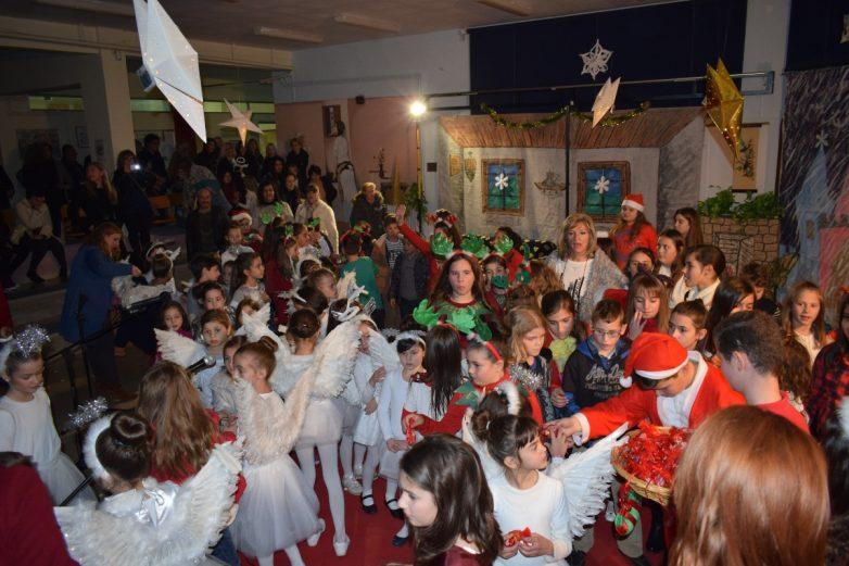 Εορταστική εκδήλωση  ενόψει της Πρωτοχρονιάς