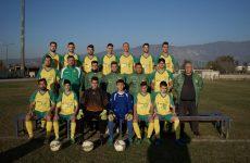 Ποδοσφαιρικός αγώνας μεταξύ παλαιμάχων και τωρινής ομάδας της Δάφνης