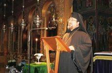Ομιλία του π. Σεραφείμ Ζαφείρη στον Μητροπολιτικό  Ναό