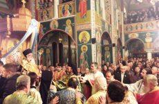 Πανηγύρισε ο Ναός του Αγίου Σπυρίδωνος