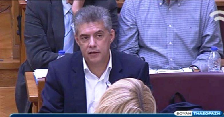 Κ. Αγοραστός στη Βουλή: «Εξαγγέλλεται αλλά μένει στα χαρτιά η απλούστευση των γραφειοκρατικών διαδικασιών για τις επιχειρήσεις»