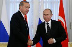 Συμφωνία Πούτιν – Ερντογάν για κοινή προσπάθεια εκκένωσης του ανατολικού Χαλεπίου