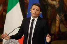 Την παραίτησή του υποβάλλει σήμερα ο Ματέο Ρέντσι