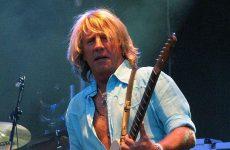Πέθανε ο Ρικ Παρφίτ, κιθαρίστας των Status Quo