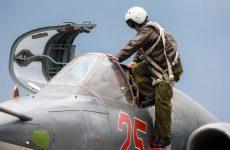 Ρωσικό μαχητικό αεροσκάφος συνετρίβη στη Μεσόγειο
