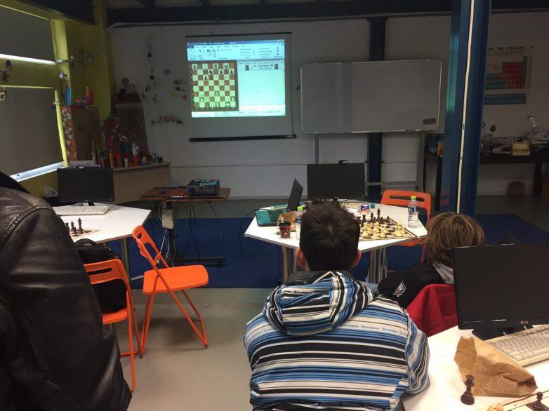 Εαρινό σκακιστικό τουρνουά 2017  της Σ.Ε Βόλου