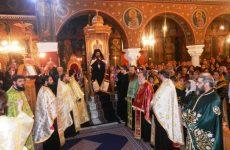 Η Νέα Ιωνία Μαγνησίας υποδέχθηκε τον νέο Μητροπολίτη Σμύρνης