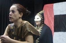 Θεατρική παράσταση «Ο θάνατος, ο χάρος, ο θεριστής»  στο κινηματοθέατρο Αχίλλειο