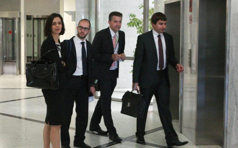 Τα κλιμάκια για τη δεύτερη μετα-προγραμματική αποστολή στην Ελλάδα