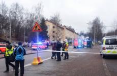 Ελσίνκι: Αυτοκίνητο φέρεται να έπεσε από ατύχημα πάνω σε πλήθος