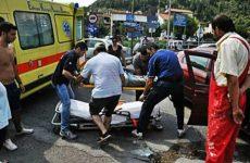 Θανατηφόρο τροχαίο ατύχημα στην Εθνική Οδό Λάρισας-Κοζάνης