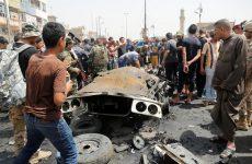 Ιράκ: Τουλάχιστον 21 νεκροί από διπλή βομβιστική επίθεση στη Βαγδάτη
