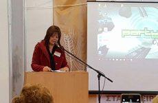 Σε διήμερο συνέδριο η αντιπρόεδρος  του Αγροτικού Συνεταιρισμού Ζαγοράς Δέσποινα  Βαρούτα
